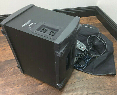 Bose Model B1 Subwoofer w/ cable and remote control