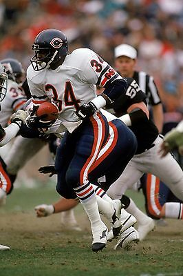Walter Payton 24x36 Matte Poster Wall Art Or Buy 2 for $14