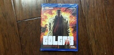 Golgo 13 Complete Collection Blu-ray Disc 6-Disc Sentai NEW Sealed Free Shipping