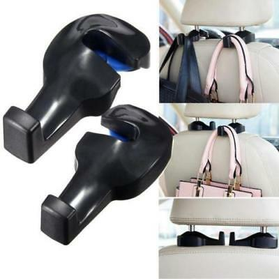 Auto Seat Truck Coat Hook Purse Shopping Bag Hanger Organizer Car Accessories CF