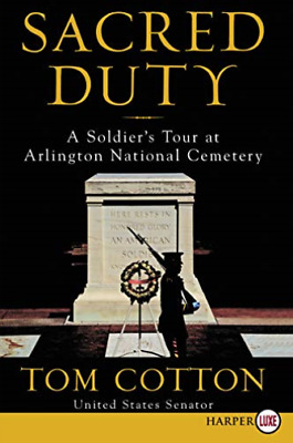 Cotton Tom-Sacred Duty BOOK NEW
