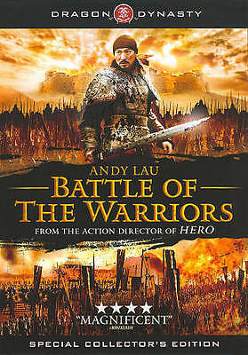 Battle of The Warriors (DVD, 2009)  Brand New  Factory Seal still on case