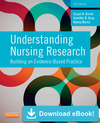 TEST BANK Understanding Nursing Research Building an Evidence-Based 6th Ed PDF