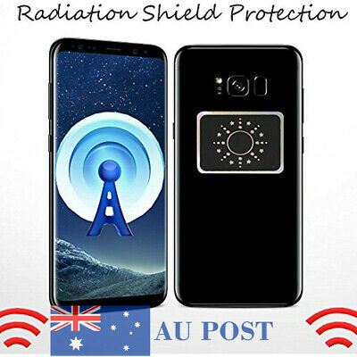 By 99% Anti-Radiation Sticker Cell Phone Emp Protection Shield Reduce AU Stock