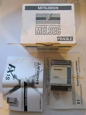NEW MITSUBISHI ELECTRIC MELSEC FX3U-32MR/ES PLC Programmable