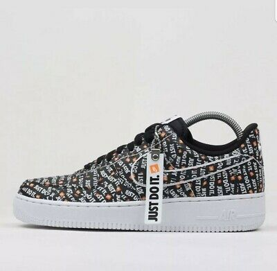 buy online 24beb f44fe Nike air force 1 07 LV8 JDI  just do it pack  men s UK 11