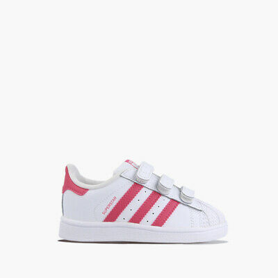 SCARPE BAMBINA SNEAKERS Adidas Originals Superstar Cf I