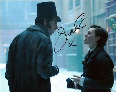 """Oliver Coppersmith - Colour 10""""x 8"""" Signed Photo - UACC RD223"""