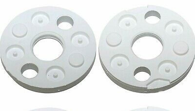 FLYMO Easi Glide 300V EG300V ALM BLADE HEIGHT SPACERS TWO PEGS