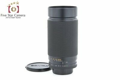 Good!! CONTAX Carl Zeiss Vario Sonnar 100-300mm f/4.5-5.6 T* MMJ from Japan