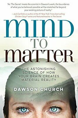 Mind to Matter: The Astonishing Science of How Your Brain ...(PDF-BOOK)