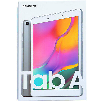 New Samsung Galaxy Tab A 10.1 2019 SM-T510 Silver 32GB Wi-Fi Tablet (No 4G LTE)