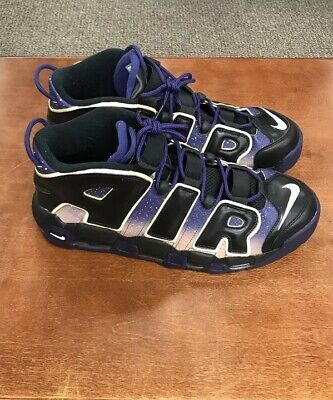 lowest price 5b8c6 4d779 CLEAN Nike Air More Uptempo HOH Dusk To Dawn 553546-018 Size 14