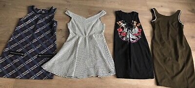 Bundle womens dresses size 12 river island zara miss selfridge & esmara