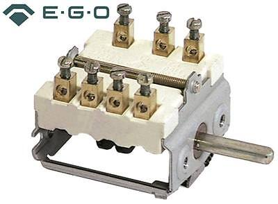 Ego 49.24215.500 Cam Switch for Küppersbusch FEH615,NEH615,FEH415 ERE-70