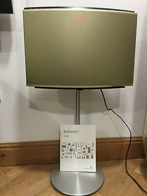 Bang & Olufsen Original BeoSound 1 CD Player with Floor Stand Very Rare!