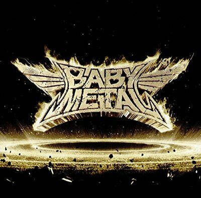 Babymeta Meta Resistance The One imited Edition CD Bu-Ray  from Japan