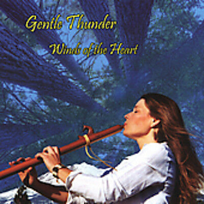Gentle Thunder - Winds of the Heart [New CD]