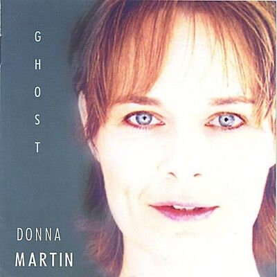 Donna Martin - Ghost [New CD]