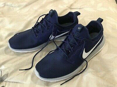 the latest 827dd c532d NIKE Men s ROSHE TWO Binary Blue White Wolf Grey Running Shoes Sneakers 13