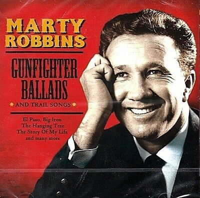 Marty Robbins: Gunfighter Ballads & Trail Songs.. 28 Hits .. A White Sport Coat
