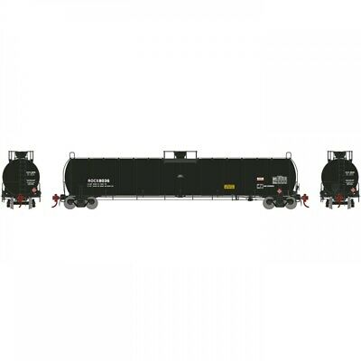 Athearn HO 33900-Gallon LPG Tank/Early ROCX #8036 ATHG25492
