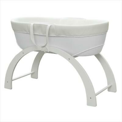 Shnuggle Dreami Baby Sleeper - White