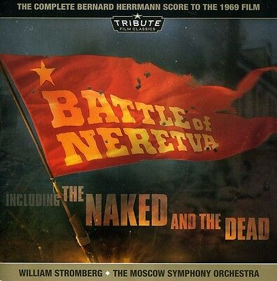 Moscow Symphony Orch - Battle of Neretva / Naked & Dead [New CD]