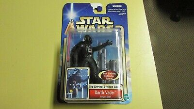 Star Wars Darth Vader Bespin Duel 2001 Collection 1 New in original packaging