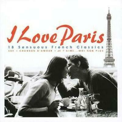 Various Artists : I Love Paris CD (2002) Highly Rated eBay Seller, Great Prices