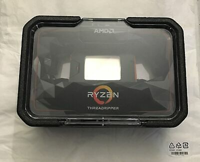 AMD 2nd Gen Ryzen Threadripper 2920X 12-Core, 24-Thread, 4.3 GHz Max Boost (3.5