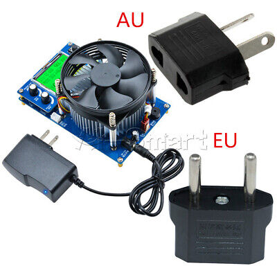 150W Intelligent Electronic Load Battery Discharge Capacity Tester Power Adapter