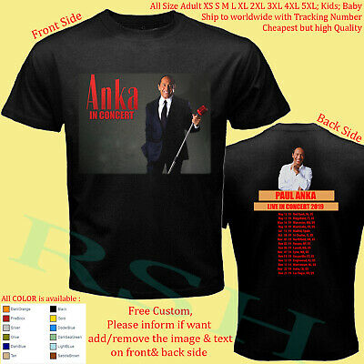 New Luke Combs Tour 2019 Tshirt With Tour Date Black T-SHIRT S-5XL