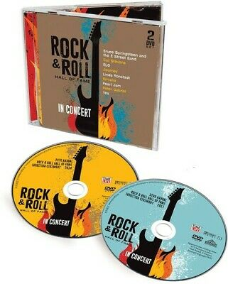 Rock & Roll Hall Of Fame: In Concert - 2 DISC SET (DVD New)