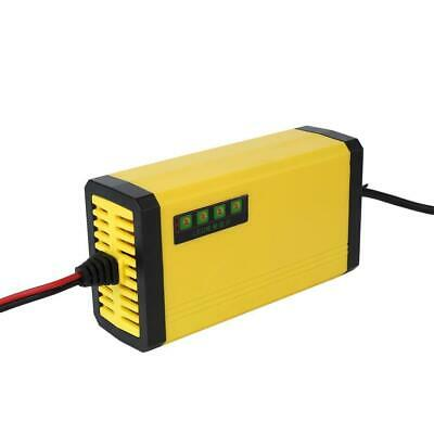 12V 2A Battery Trickle Smart Charger Maintain For Car Boat Motorcycle BR