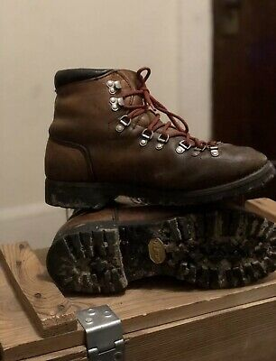 "5e8fa87f5a9 VINTAGE RED WING Irish Setter Sport Boot 8"" Hunting Waterproof ..."