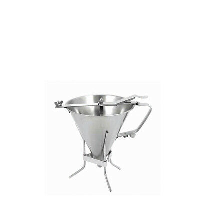 Confectionery Funnel & Stand 170mm 1.5Litres Loyal Bakeware Confectionary