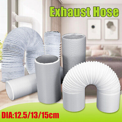 1.5/2/3M Dia 12.5/13/15cm Portable Flexible Air Conditioner Exhaust Pipe Hose