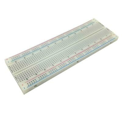 MB-102 Solderless Breadboard Protoboard 830 Tie Points 2 buses Test Circuit BR