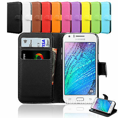 Samsung Galaxy J1 J2 J5 J7 Pro J8 2018 Wallet Leather Card Flip Case Cover