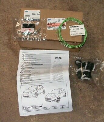 Ford Fiesta Rear Park Pilot Installation Kit Finis Code 1804503