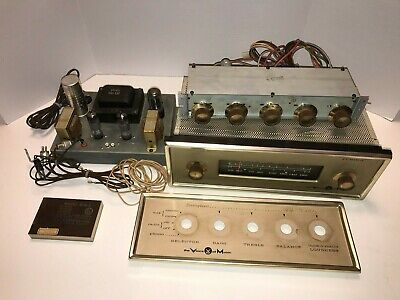 Voice of Music Single Ended EL-84 Stereo Tube Amplifier, Tuner, Preamp etc..