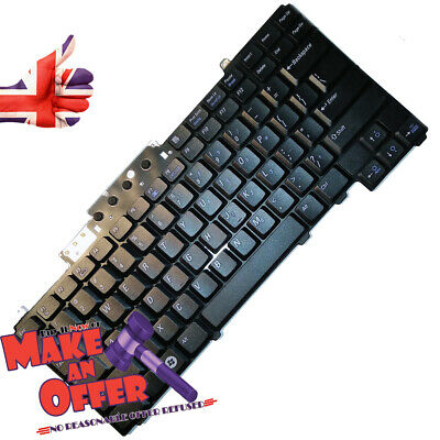 Keyboard for Dell Inspiron 6000 6000D 9200 9300 Latitude D510 XPS M170 Gen2 US