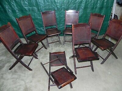 Swell C 1900 Antique Folding Chairs Heywood Bros Wakefield Co Ncnpc Chair Design For Home Ncnpcorg
