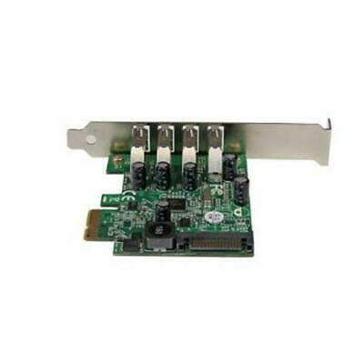 Startech 4 Port Pci Express Pcie Usb 3 Card
