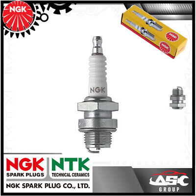 NGK Spark Plug Single Piece Pack for Stock Number 2144 or Copper Core Part No BMR6F