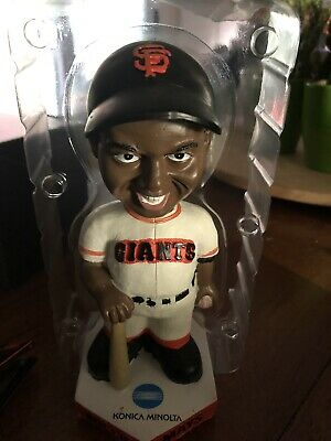 San Francisco Giants Willie Mays 20th Anniversary 2019 Bobblehead SGA bobble