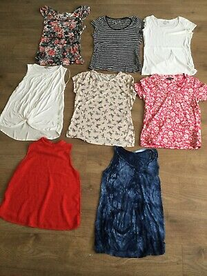 Bundle womens Short Sleeve bundle tops tshirts size 12