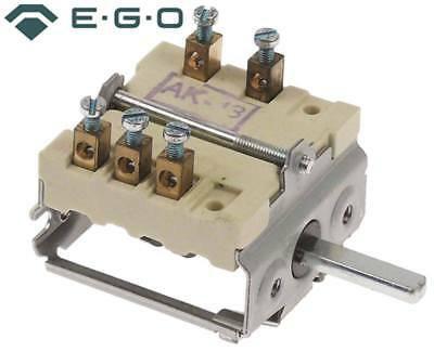 Ego Cam Switches for Vertical North ND2, DKE6 2-pin Axle Ø 6x4, 6x23mm