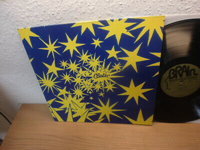 CLUSTER, CLUSTER II, original LP green BRAIN label 1972 Rare Krautrock Album